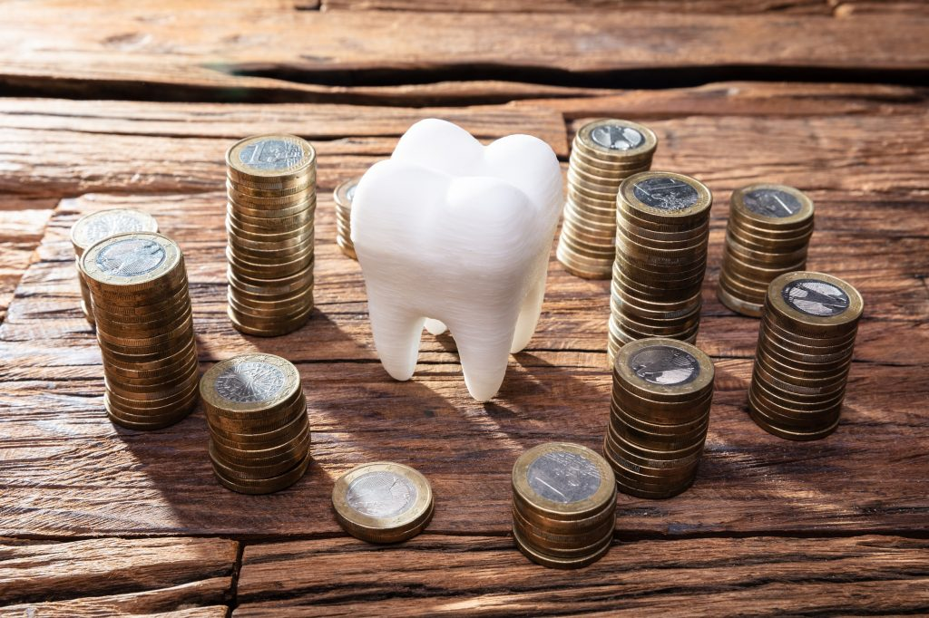 Costs of teeth whitening