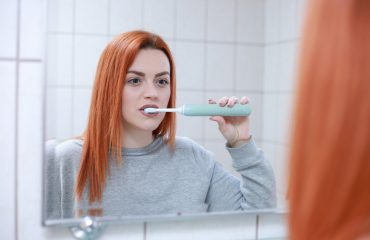 brush teeth with or without water